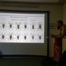 Arachno Weekend 2016 - Vortrag über die Gattung Poecilotheria